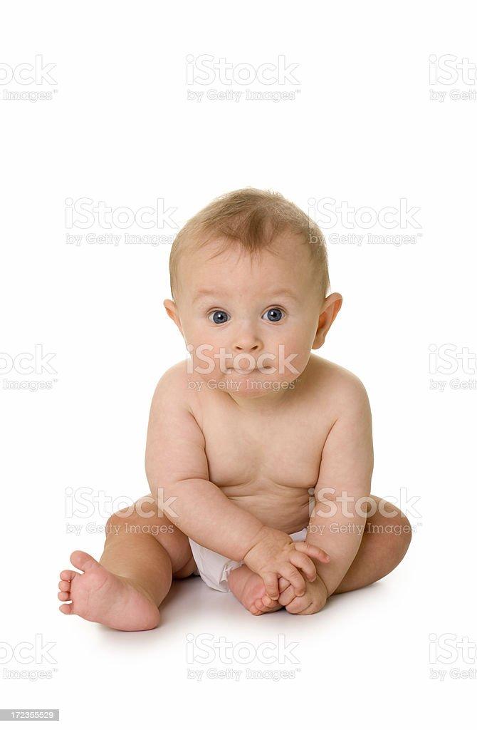 small child royalty-free stock photo