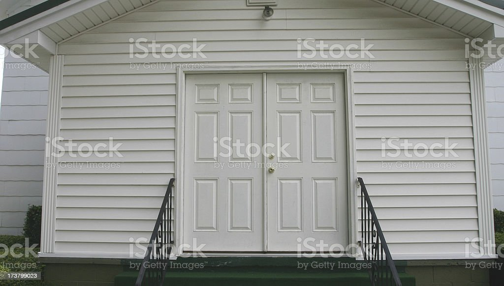 small church royalty-free stock photo