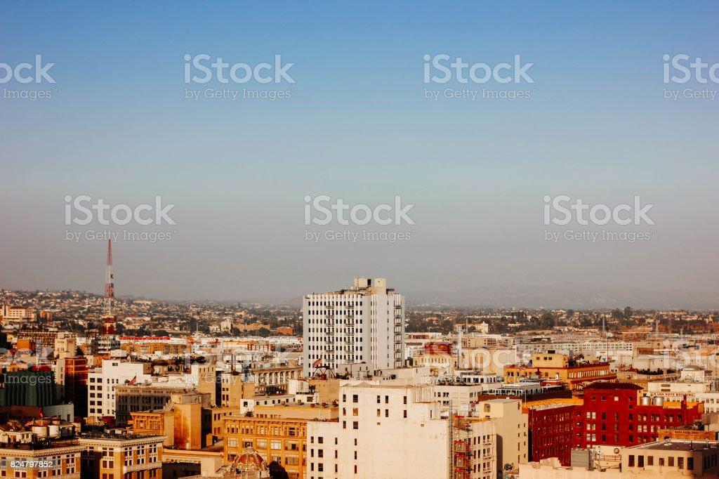Small City Skyline