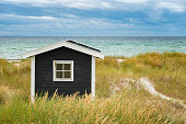 Small cottage at the beach