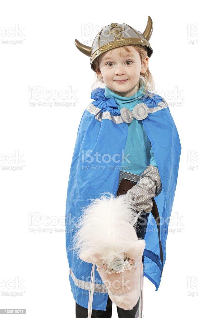 Small cute boy royalty-free stock photo