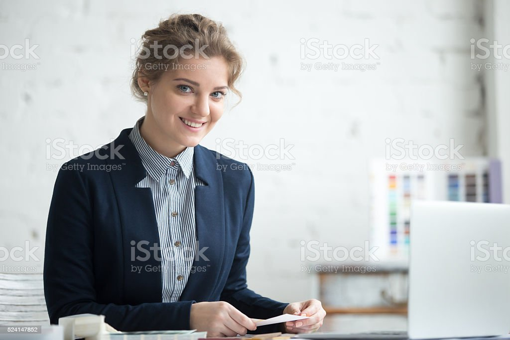 Small design business stock photo