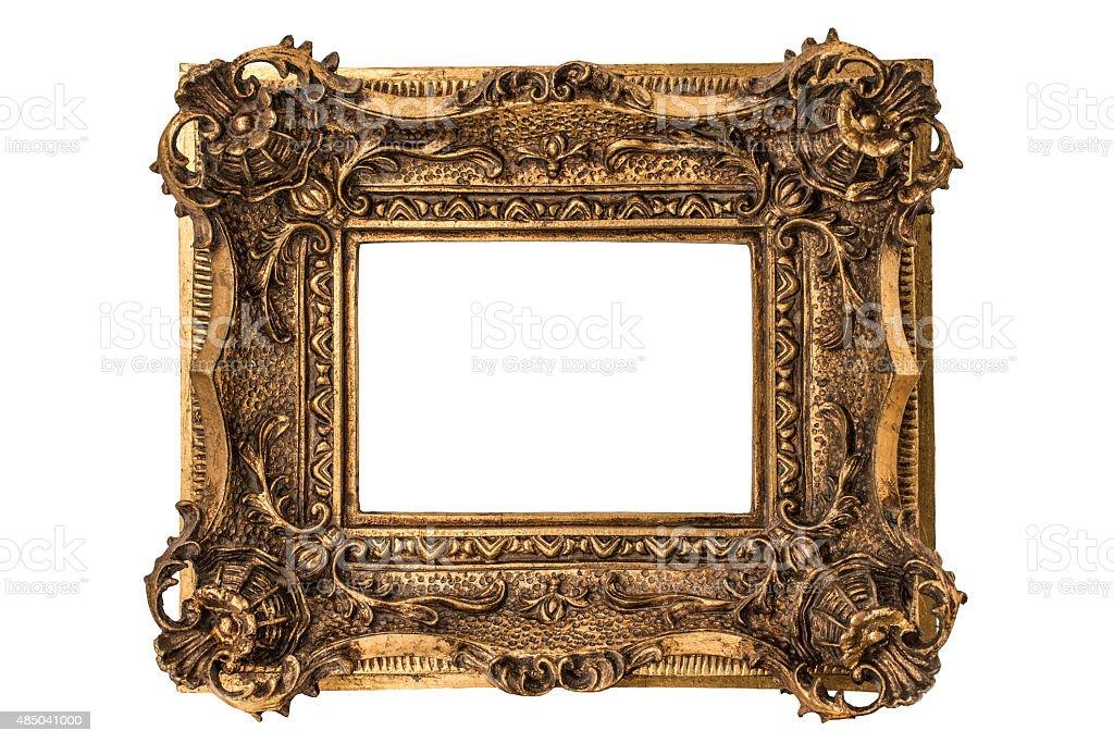 Small Georgian Frame stock photo
