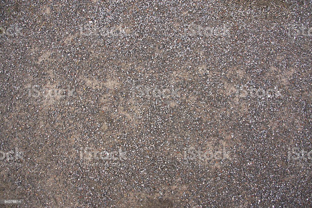 Small Gravel Background royalty-free stock photo