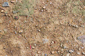 Small gravel with Clay