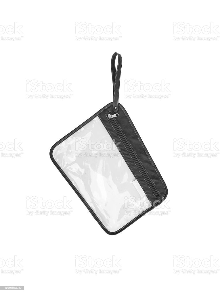 small handy bag royalty-free stock photo