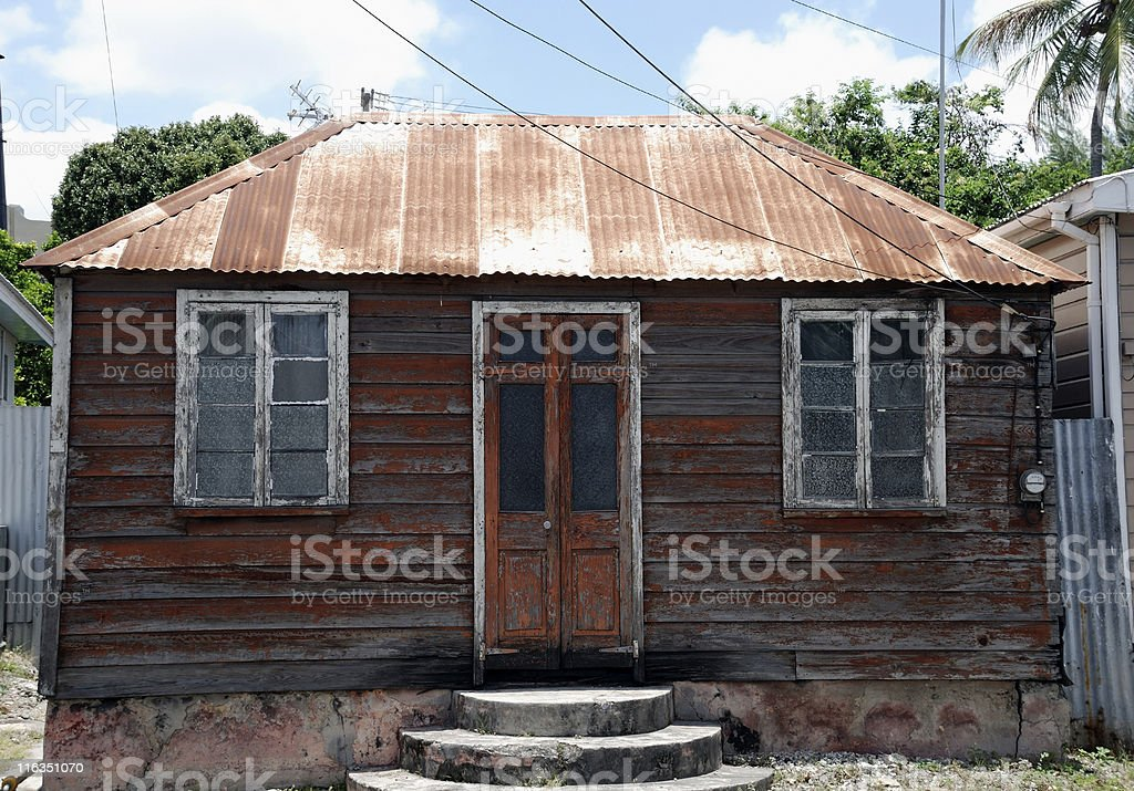 Small house royalty-free stock photo