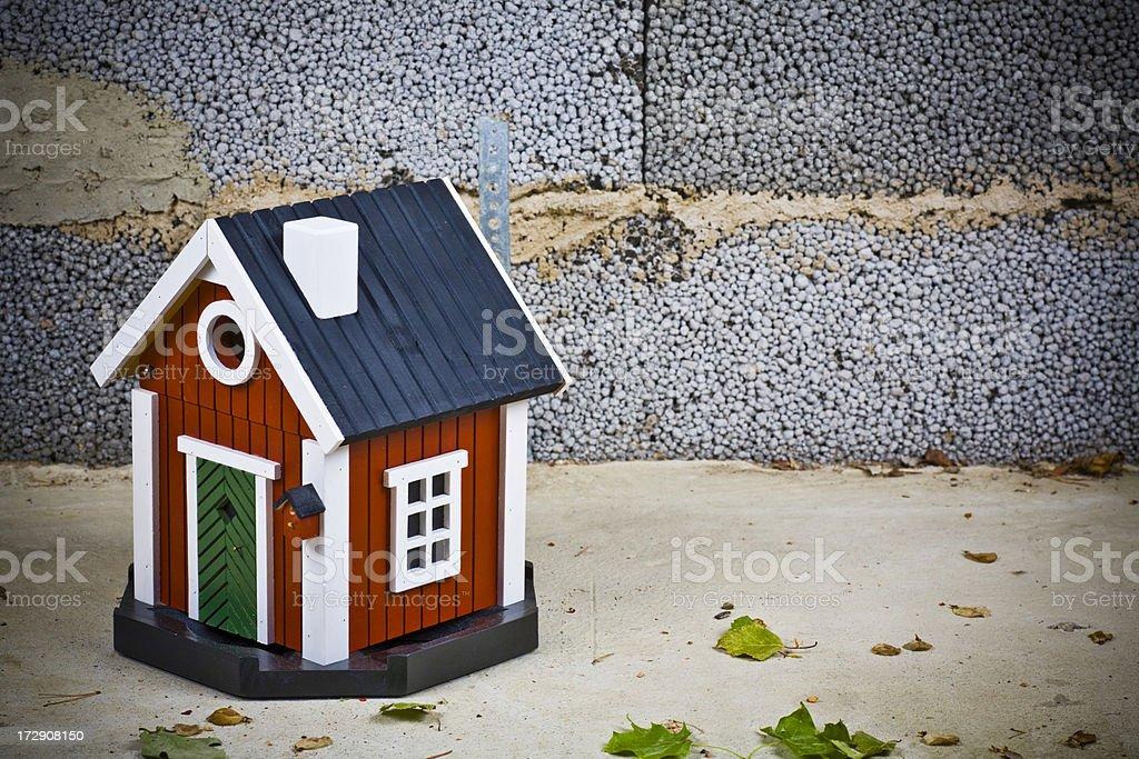Small house royalty-free stock photo