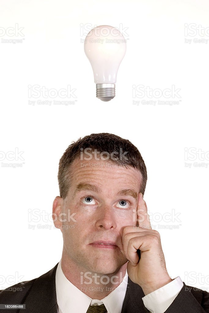 Small Idea royalty-free stock photo