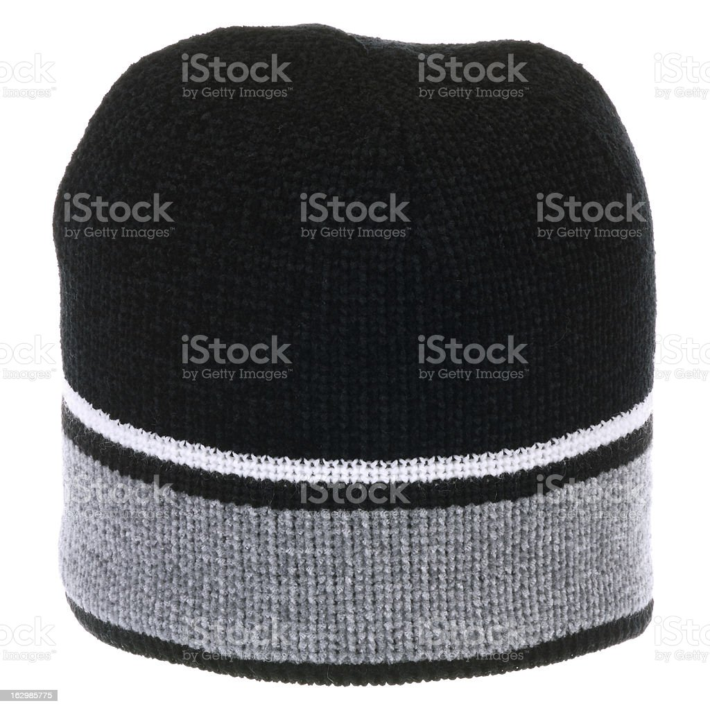 Small knit hat royalty-free stock photo
