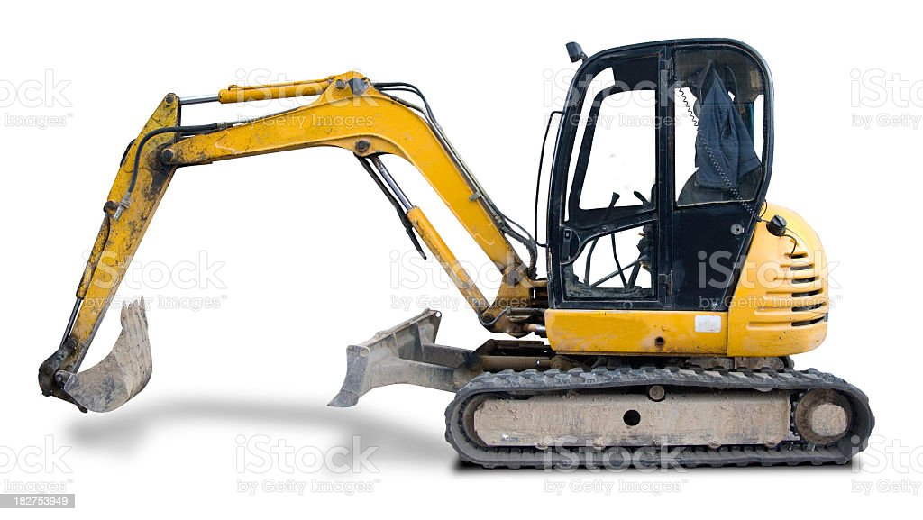 Small Loader stock photo