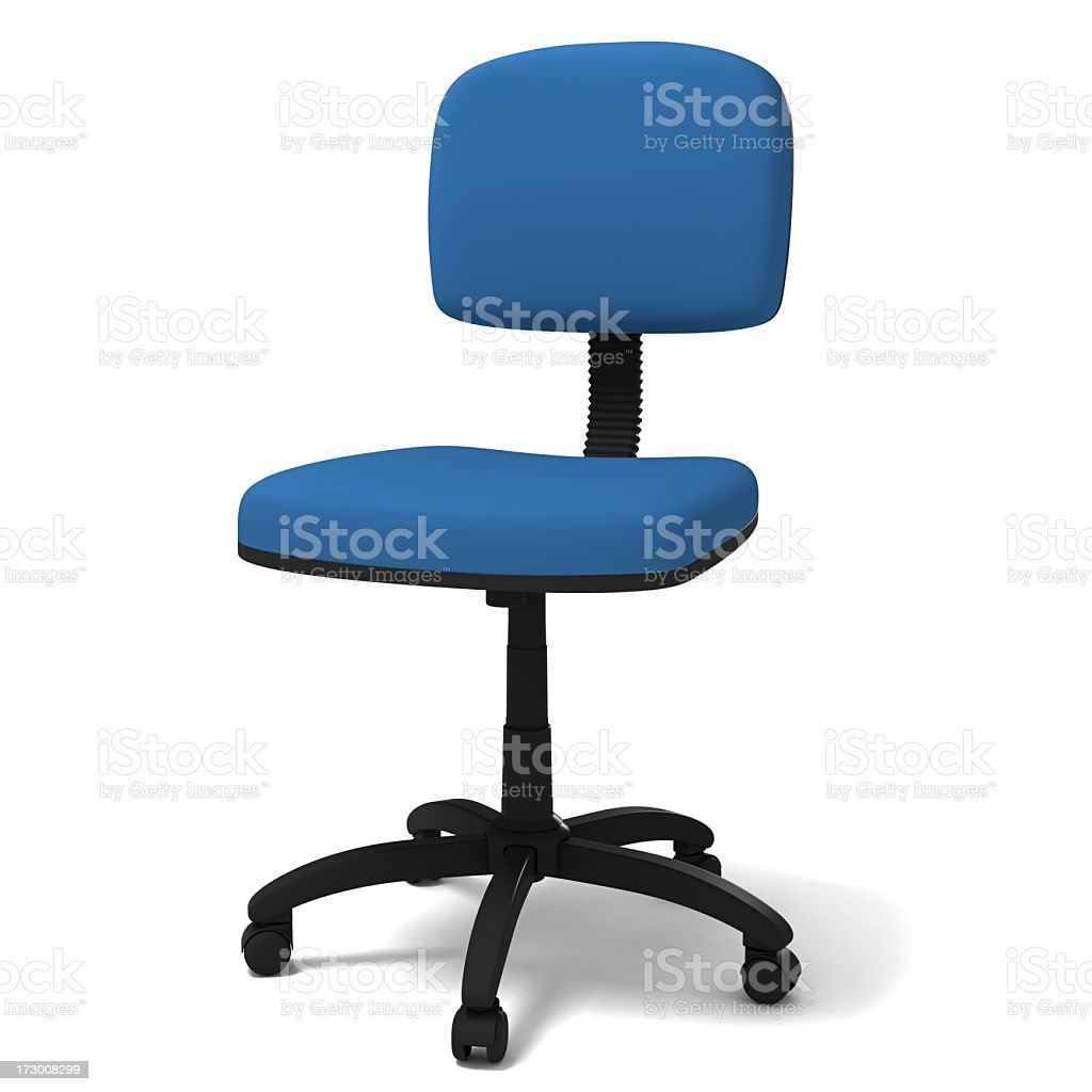 Small Office Chair stock photo