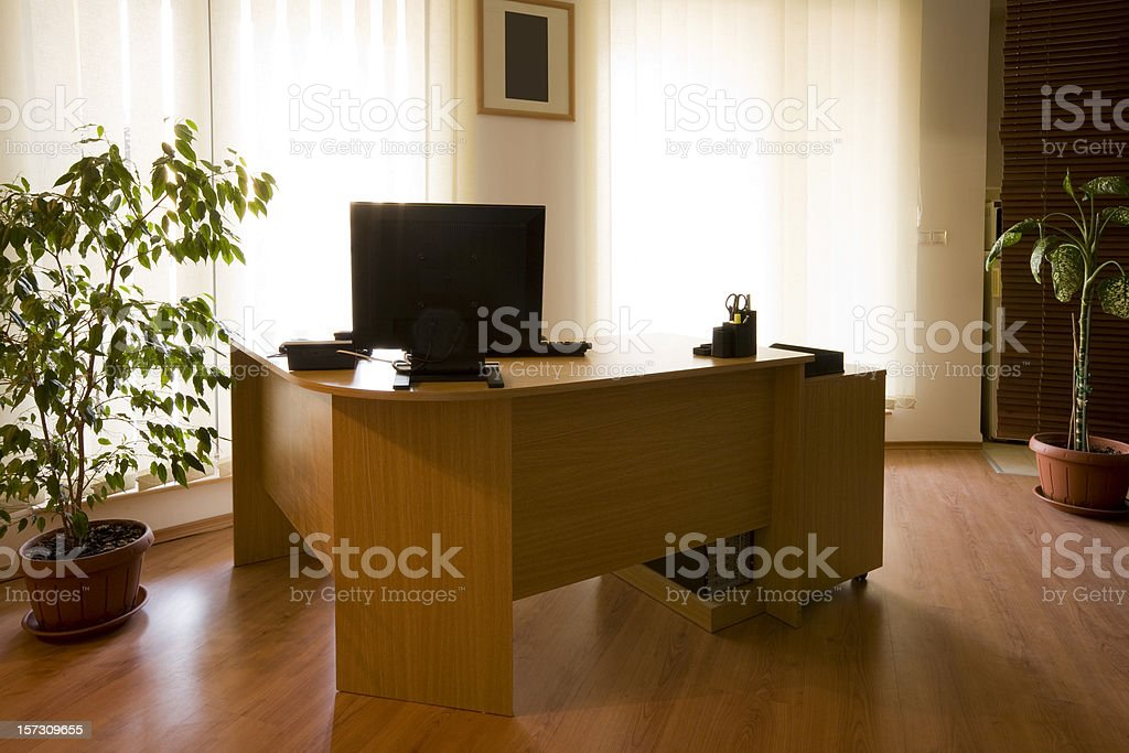 Small Office royalty-free stock photo