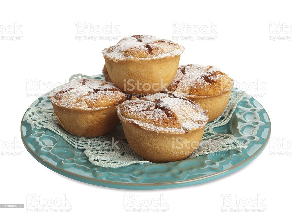 Small pastiere royalty-free stock photo