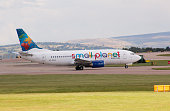 Small Planet Airlines Boeing 737