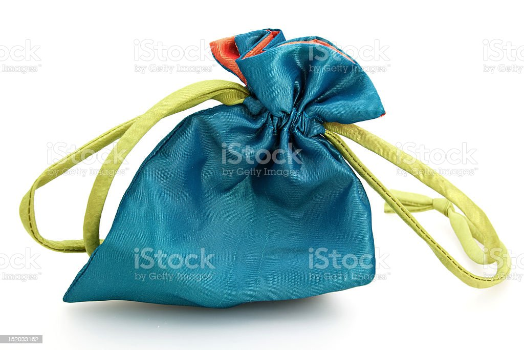 Small pouch royalty-free stock photo