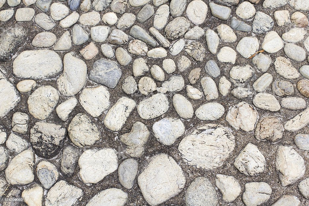 Small Rock texture stock photo