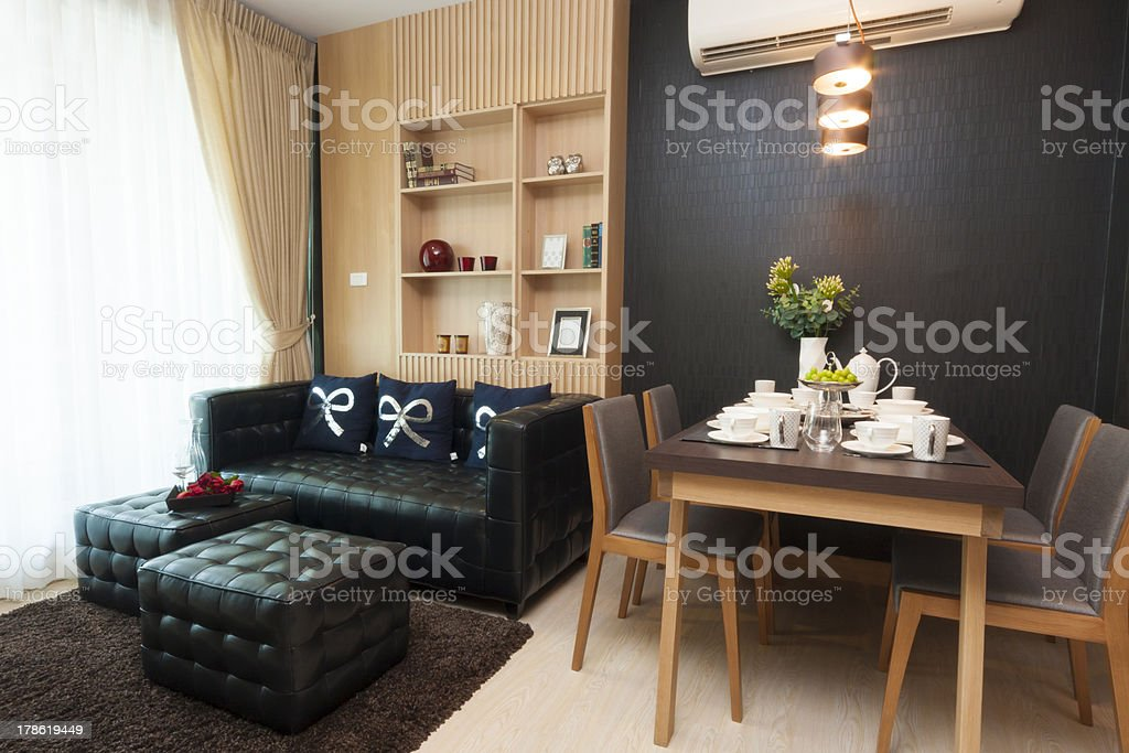 small room royalty-free stock photo