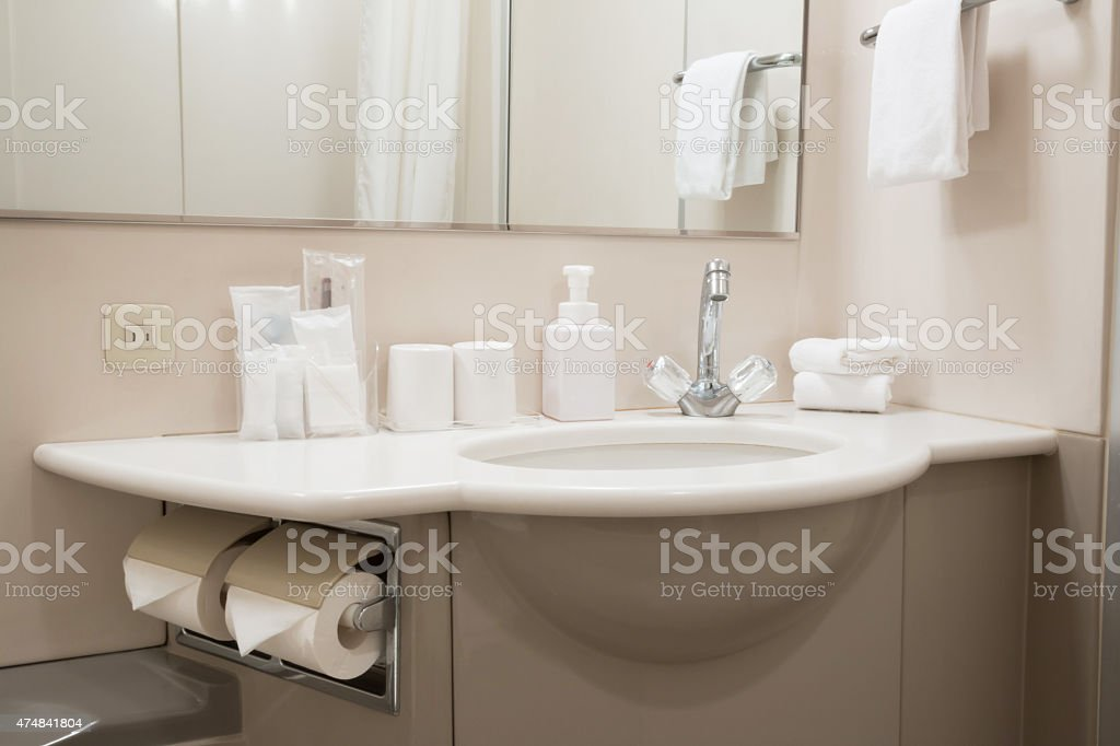 small sink stock photo