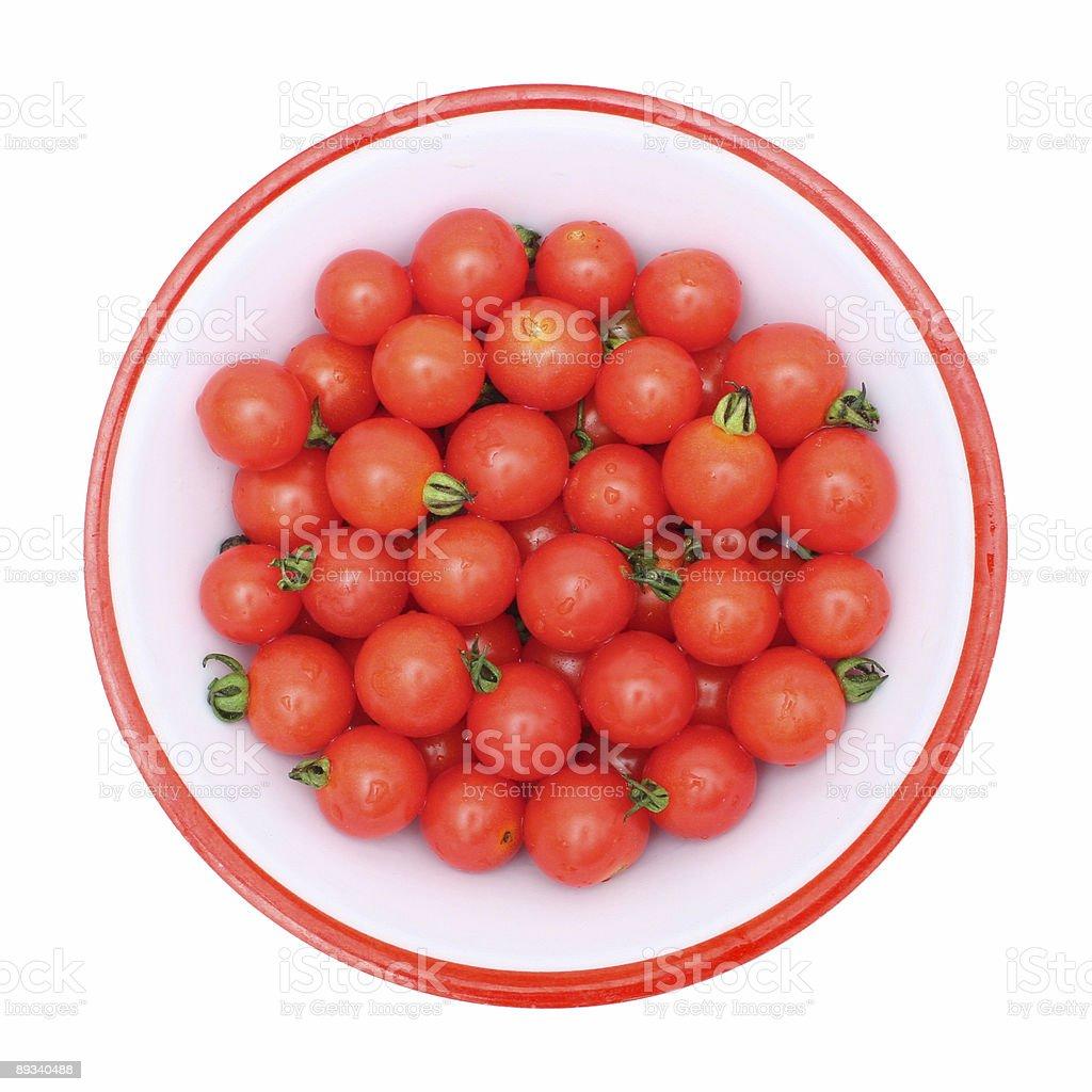 Small tomato royalty-free stock photo