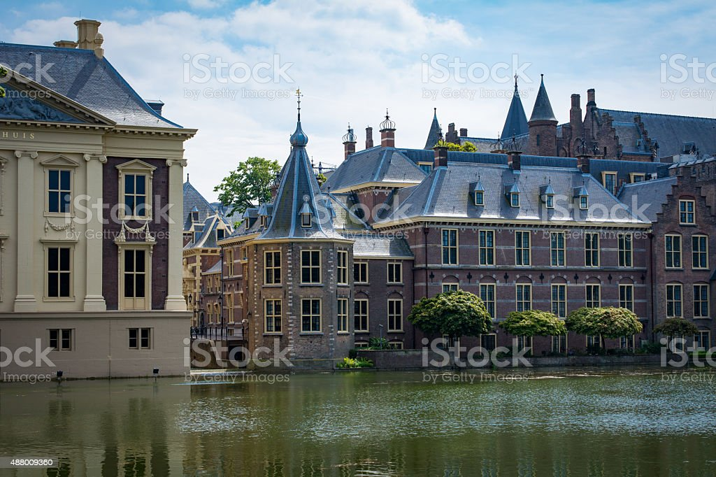 small tower residence dutch prime minister government   Netherlands stock photo