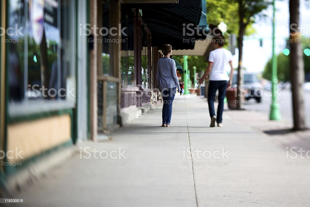 small town teen abstracts royalty-free stock photo