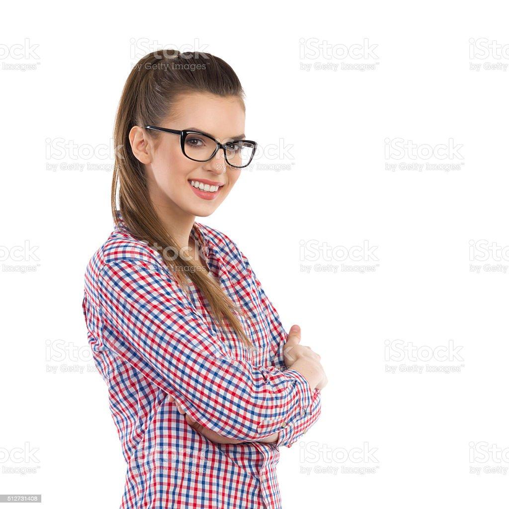Smart And Beautiful stock photo