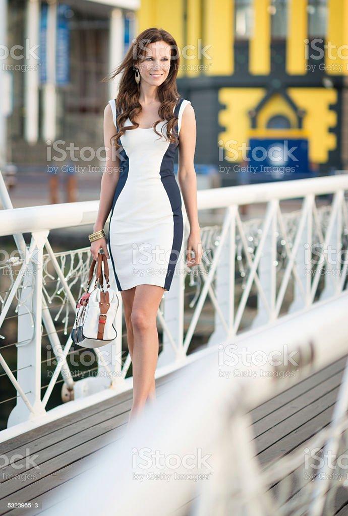 Smart Casual Fashion, Cape Town stock photo