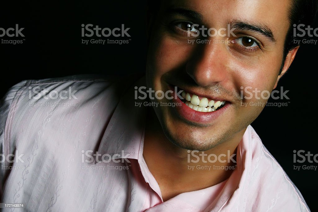 Smart Casual Male royalty-free stock photo
