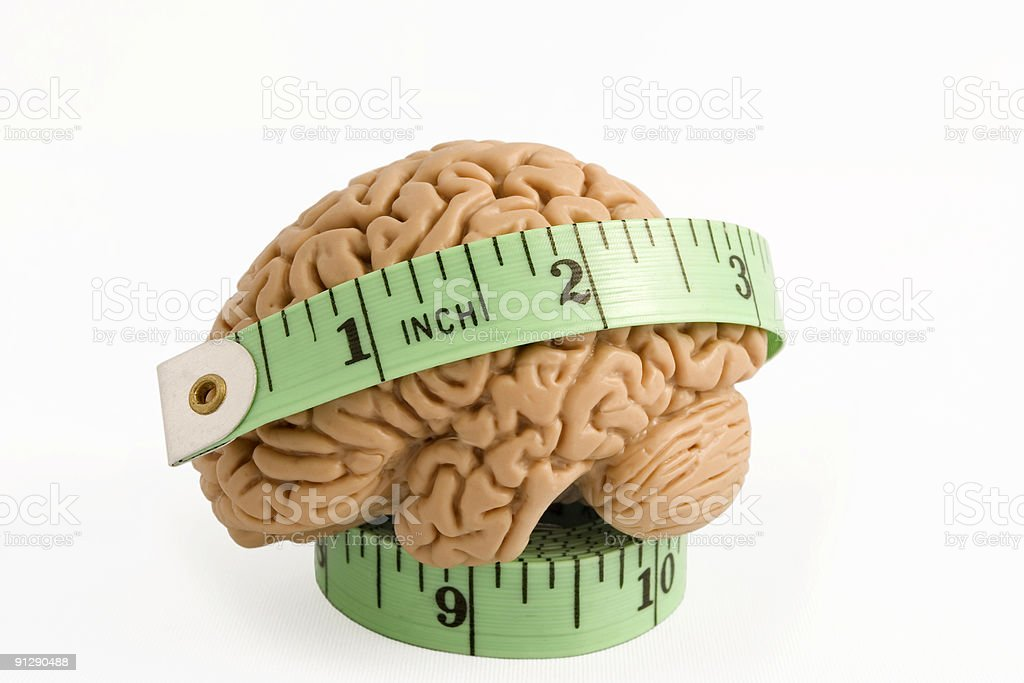 Smart Inches royalty-free stock photo