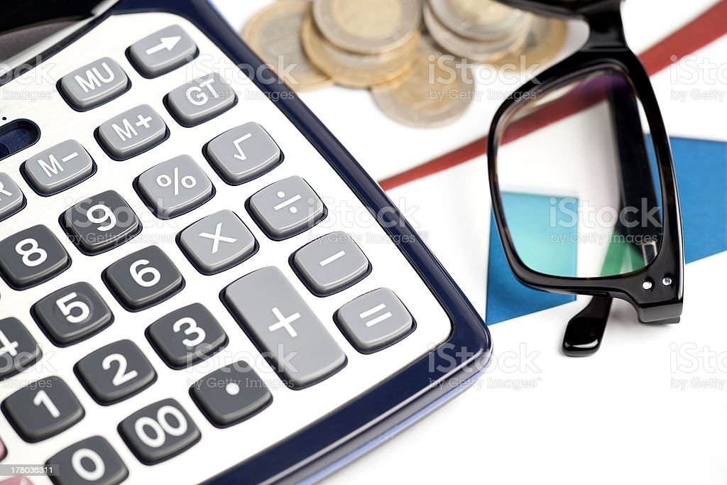 Smart Investments stock photo