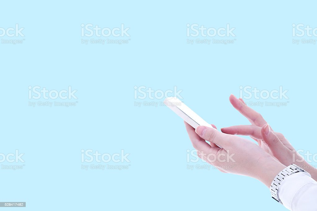 Smart Phone (Click for more) stock photo
