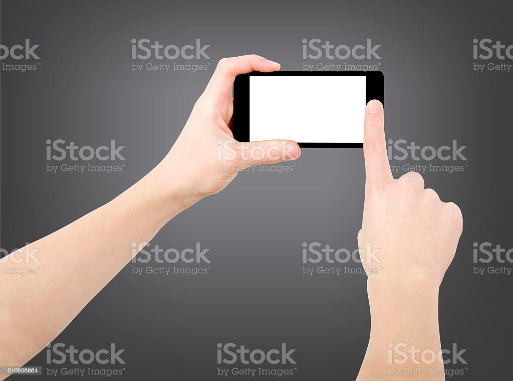 Smart photo stock photo
