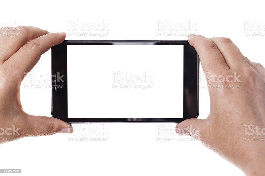 Smart photography stock photo