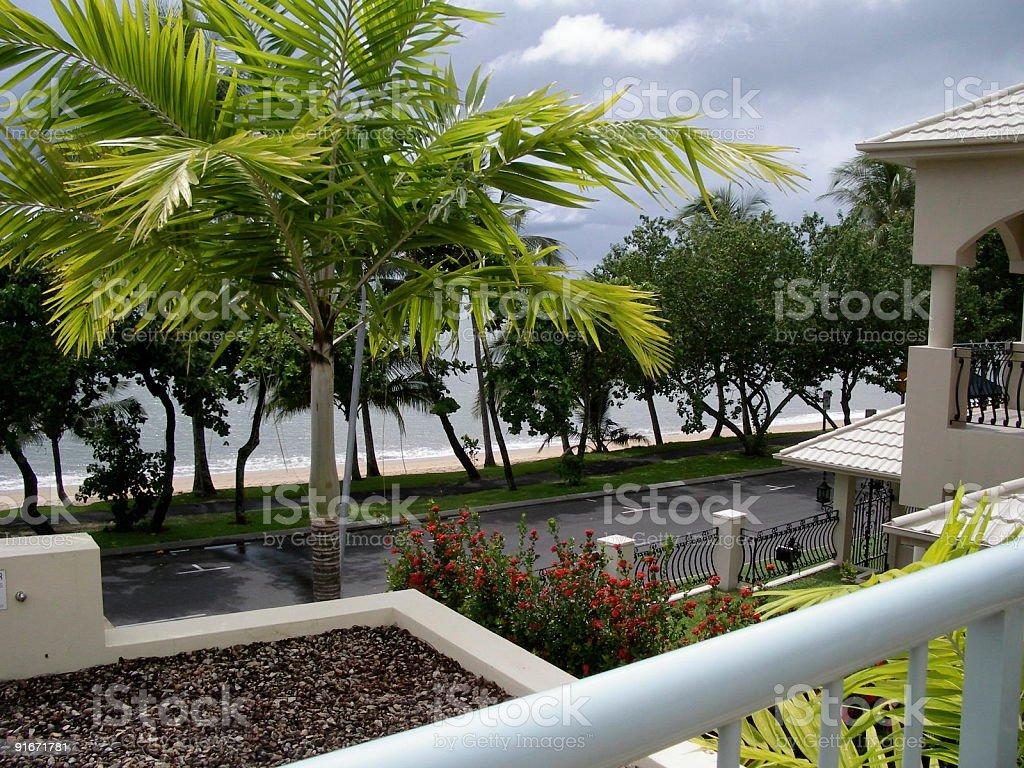 Smart Resort stock photo