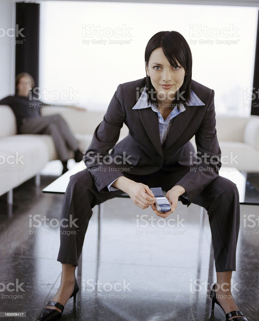 Smart Sexy Penthouse Professionals royalty-free stock photo