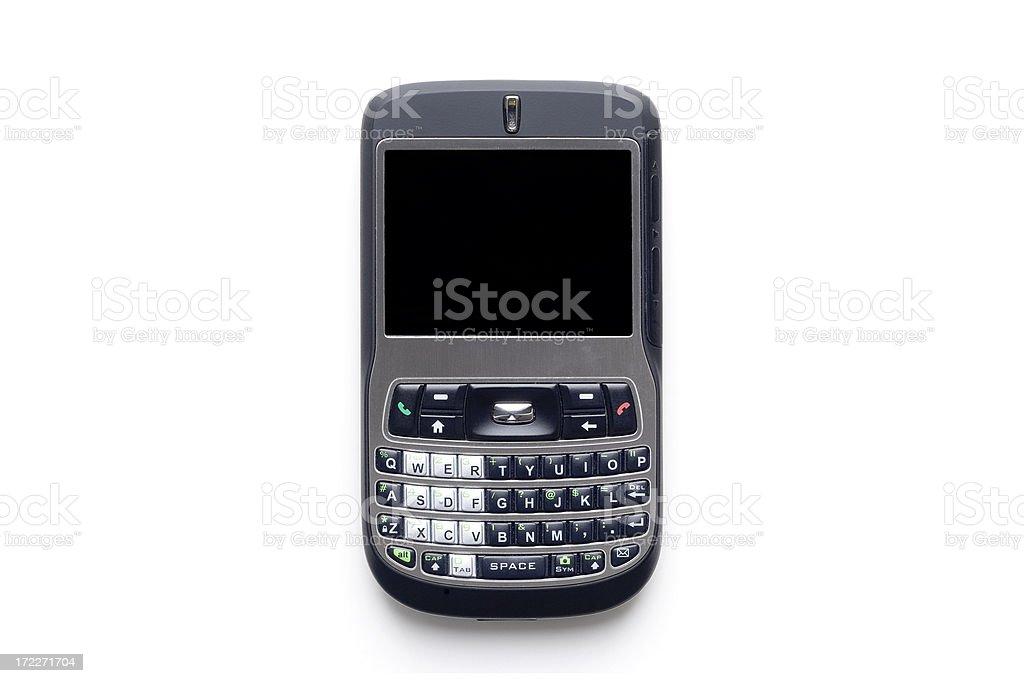 Smartphone PDA royalty-free stock photo