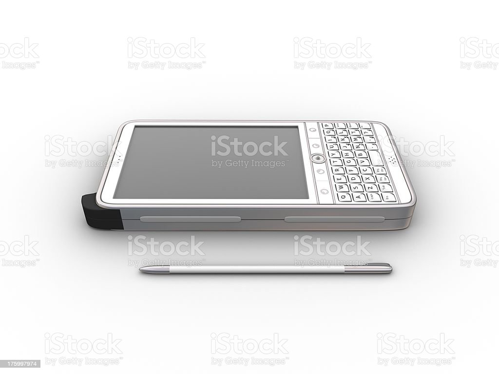 Smartphone Series 04 royalty-free stock photo