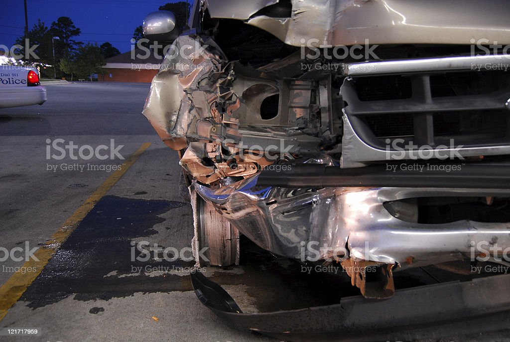 Smash Hit stock photo