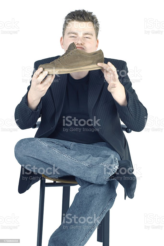 smell of success stock photo