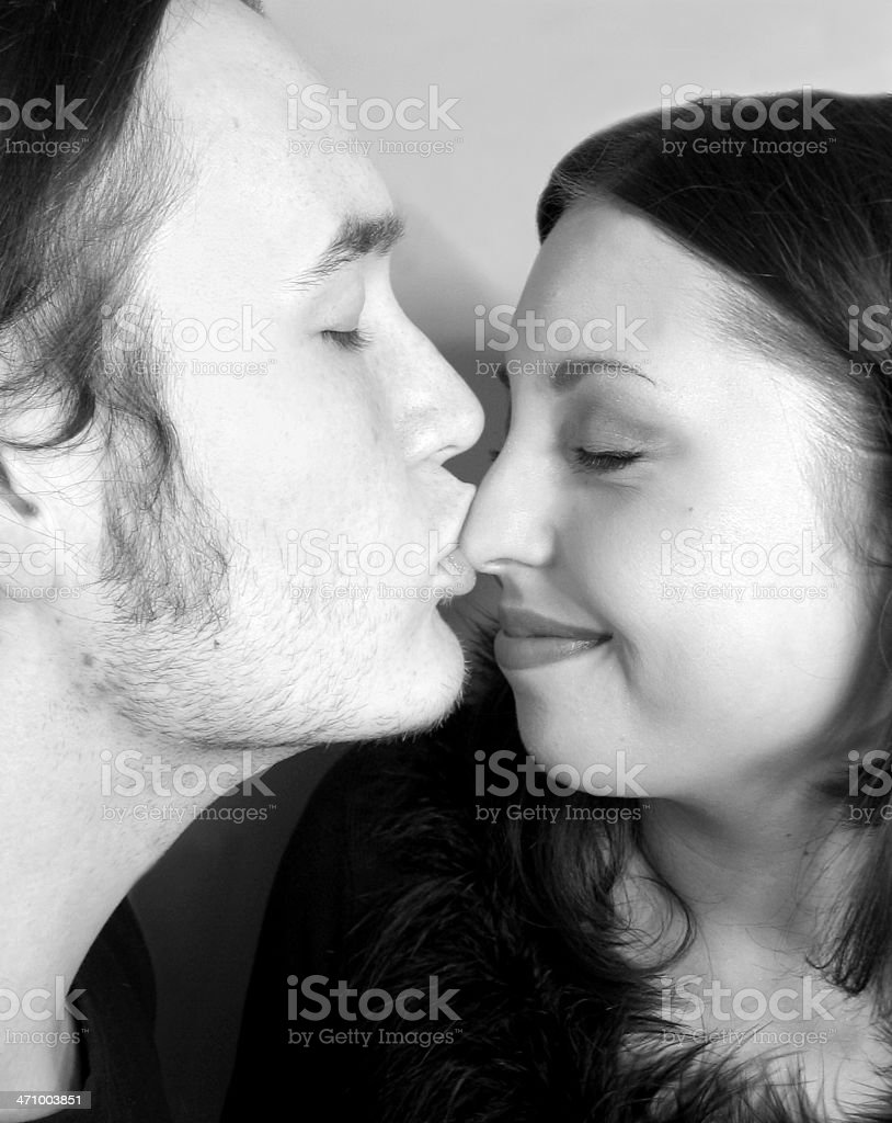 smell the love royalty-free stock photo