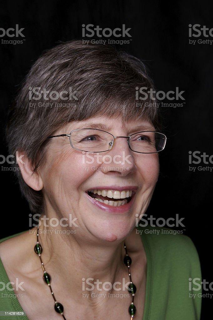 Smile... stock photo