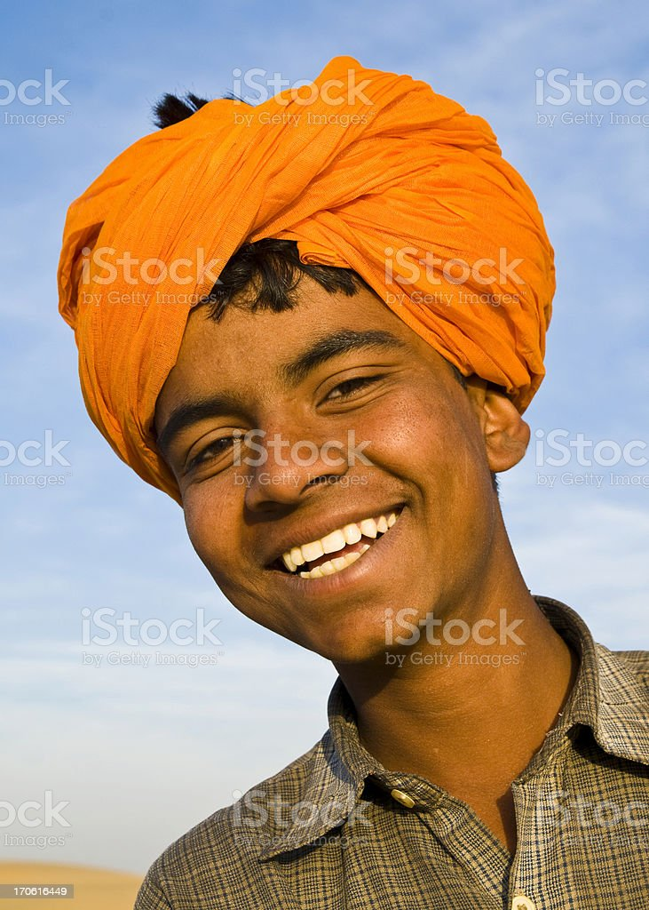 Smile royalty-free stock photo