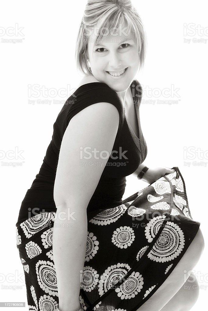 Smile! royalty-free stock photo