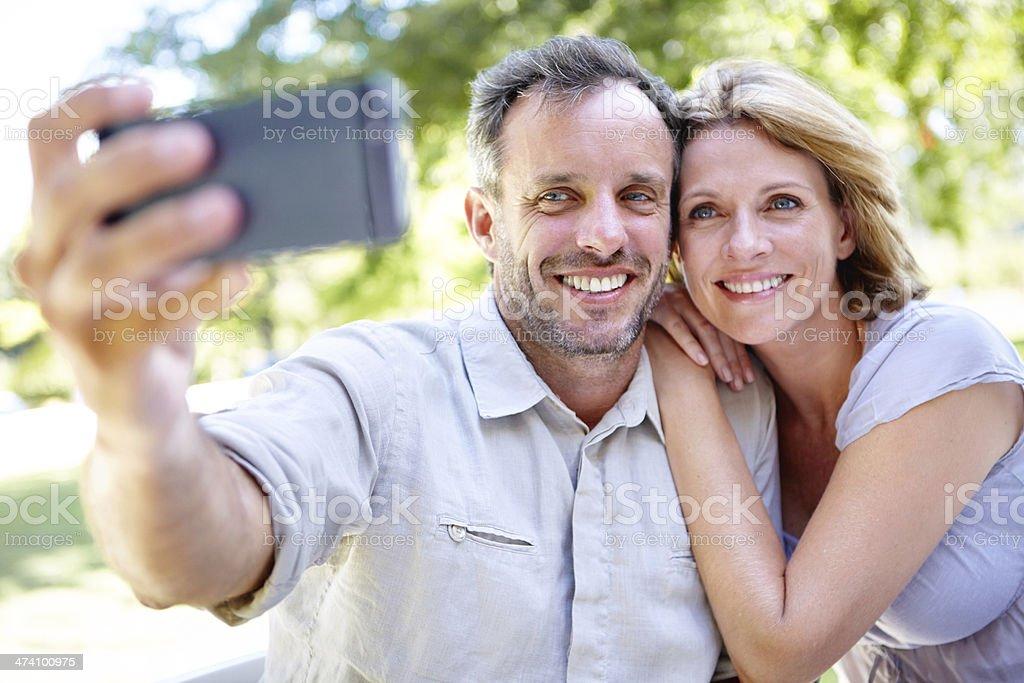 Smile! stock photo