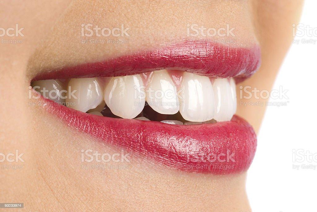 Smile stock photo
