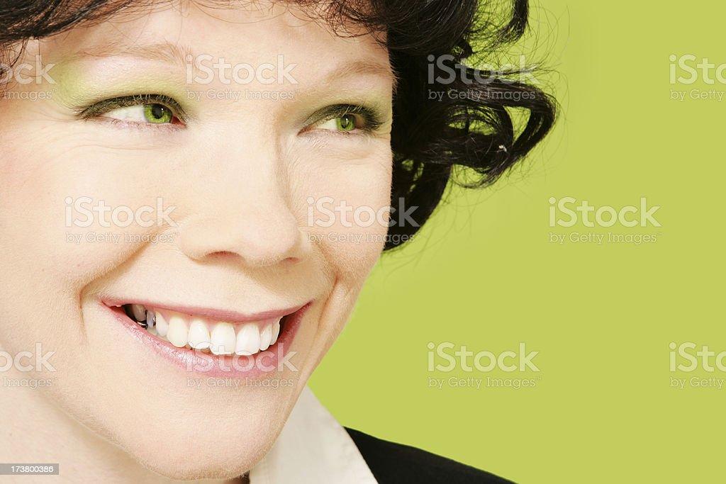 Smiler royalty-free stock photo