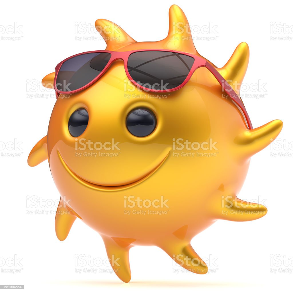 http://media.istockphoto.com/photos/smiley-sun-face-sunglasses-cheerful-summer-star-smile-cartoon-picture-id531304664