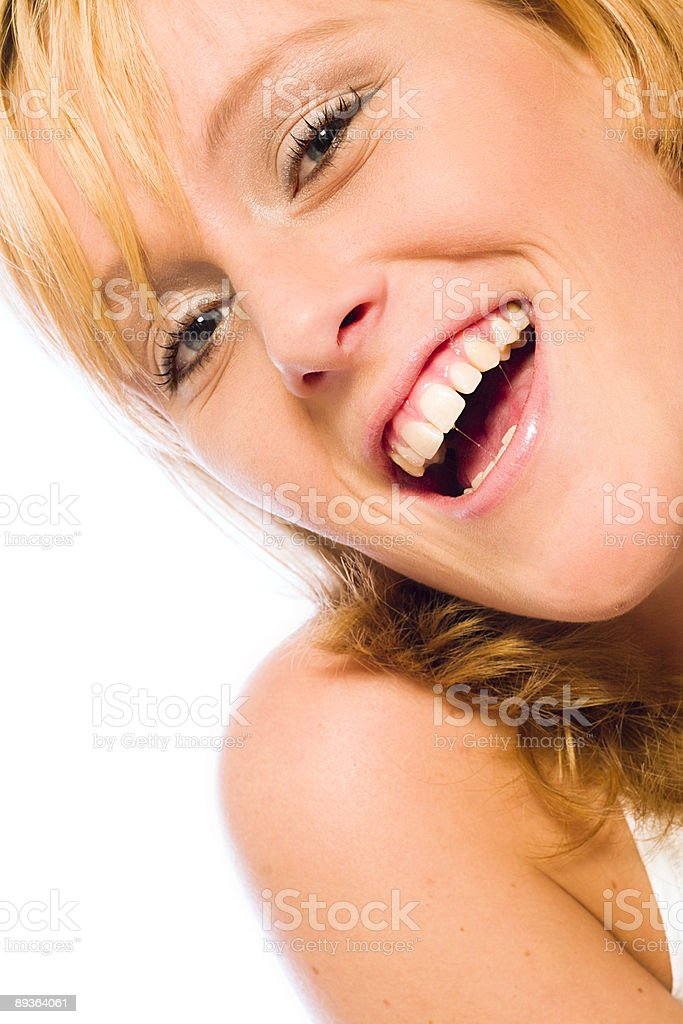 Smiling Beauty royalty-free stock photo