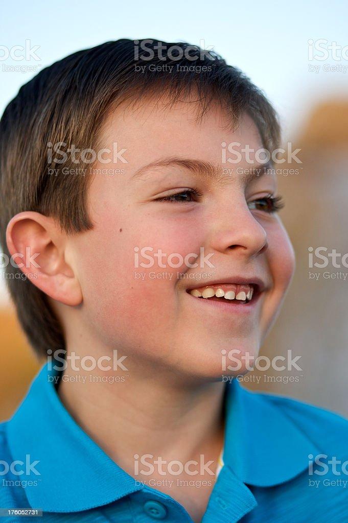 Sorridente bambini foto stock royalty-free